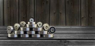 Metalu peleng Dodatkowe części dla maszynerii obrazy stock