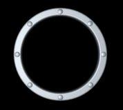 metalu pierścionek Obrazy Royalty Free