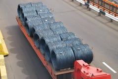 metalu produktów transport obraz stock