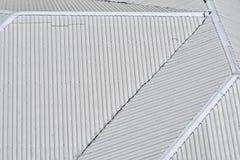 Metalu prześcieradła dach ilustracji
