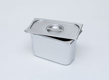 Metalu pudełko Zdjęcia Stock