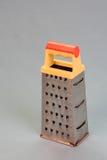 Metalu pudełkowaty grater Zdjęcie Stock