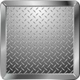 metalu ramowy talerz Zdjęcie Stock