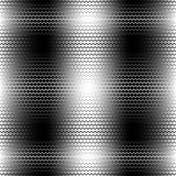 Metalu rhombus bezszwowy wzór Obrazy Stock