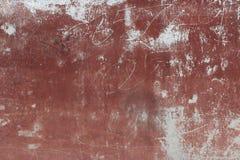 Metalu rocznika koloru tekstura Obraz Royalty Free