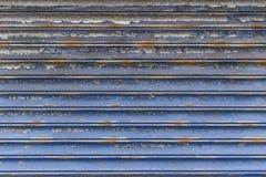 Metalu sklepu żaluzja obraz stock