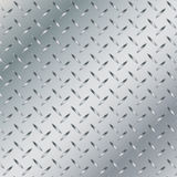 Metalu tło z pasiastym tekstury tłem Aluminium i metalu tło Fotografia Stock