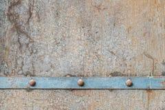 Metalu talerz nitujący Obraz Stock
