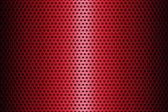 Metalu talerz Zakrywający z liniami Kółkowe dziury świadczenia 3 d Obrazy Stock