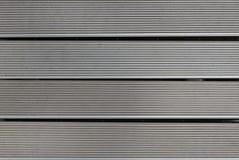 Metalu talerza ściany tekstura obrazy stock