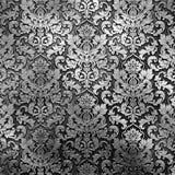 metalu talerza srebro Obrazy Royalty Free