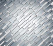 Metalu talerza tekstura Obraz Royalty Free
