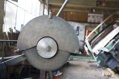 Metalu tnący przyrząd Zdjęcie Stock