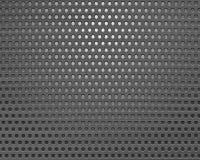 metalu wzoru kwadrat royalty ilustracja