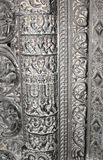 Metalwork background Royalty Free Stock Image