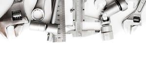 metalwork Clé, règle, calibre et d'autres images libres de droits