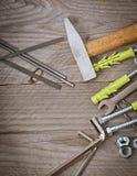 Metalwork narzędzia Zdjęcie Stock