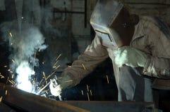 metalworker Zdjęcia Stock