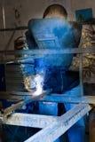 Metalworker Stock Images
