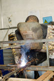Metalworker Royalty Free Stock Images