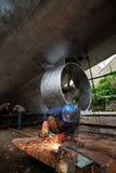 Metalworker Стоковые Изображения RF