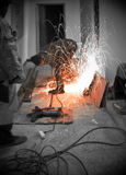 Metalworkers Stock Photography