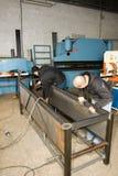 Metalworkers Stock Photography