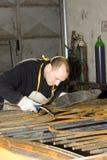 Metalworkers Stock Photo