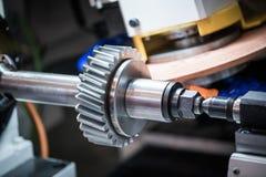 Metalworking CNC milling machine. Stock Image
