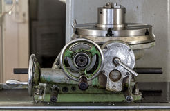 Metalworking machinery. Stock Photos