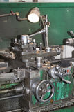 Metalworking machines working mechanisms Stock Photo