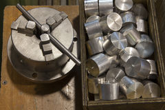 Metalworking tools Stock Image