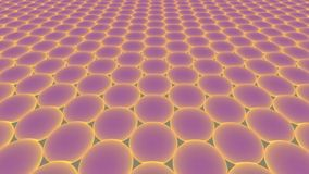 Metamaterials - 2D materiali - Graphene Fotografia Stock