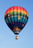 METAMORA, MICHIGAN - AUGUST 24 2013: Hot Air Balloon Festival. Stock Image