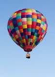 METAMORA, MICHIGAN - AUGUST 24 2013: Hot Air Balloon Festival. Royalty Free Stock Photography