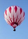 METAMORA, MICHIGAN - AUGUST 24 2013: Hot Air Balloon Festival. Royalty Free Stock Images