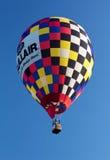 METAMORA, MICHIGAN - 24 DE AGOSTO DE 2013: Aire caliente Ballo Fotografía de archivo