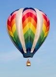 METAMORA MICHIGAN, SIERPIEŃ, - 24 2013: Gorące Powietrze Balonowy festiwal Zdjęcie Royalty Free