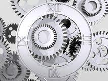 metamorfizacja czas ilustracja wektor