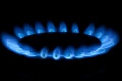 Metano del gas Imágenes de archivo libres de regalías