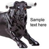 Metaphor of finance market Royalty Free Stock Image