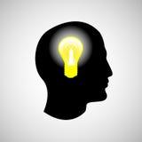 Metaphor of Idea Stock Images
