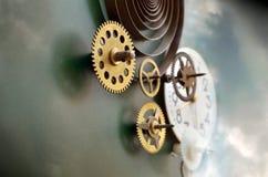 The metaphor of time Stock Photos