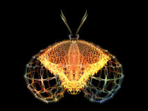 Metaphorical Butterfly Royalty Free Stock Photos