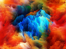 Metaphorical Colors Stock Photography