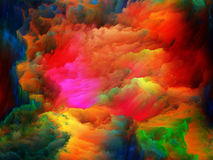 Metaphorical Colors Royalty Free Stock Image