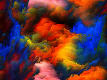 Metaphorical Colors Royalty Free Stock Photo
