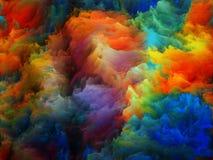 Metaphorical Colors Royalty Free Stock Photos