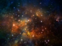 Metaphorical Space Royalty Free Stock Photography
