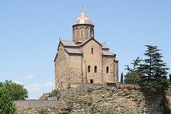 Metechi Church, Tbilisi, Georgia Stock Photos